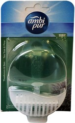 Toiletblok Ambi Pur tea tree & pine navulbaar