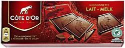 Chocolade Cote d'Or mignonnette melk 24x10gr
