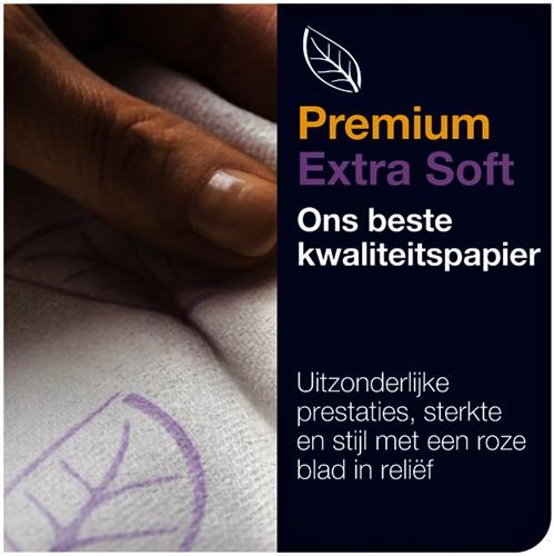 Handdoek Tork H2 100297 Premium 2laags 21x34cm 21x100st-2