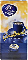 Koffiemelk Friesche vlag vol goudband 7.5 gram 400 stuks