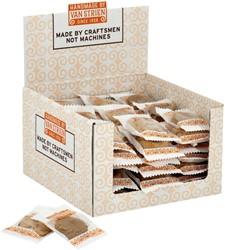 Koekjes Van Strien biologische mopjes chocolade 66 stuks