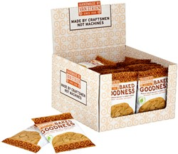 Koeken Bio Goodness walnoot/honing 35gr 20 stuks