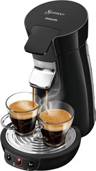 Koffiezetapparaat Senseo zwart