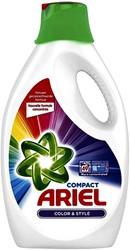 Wasmiddel Ariel vloeibaar Color & Style 2,69liter