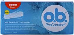 Tampons O.B. Procomfort Super 16 stuks