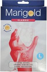 Huishoudhandschoen Marigold Classic rood large
