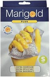 Huishoudhandschoen Marigold Plus geel small