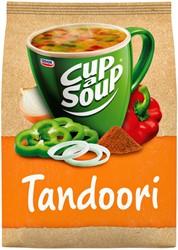 Cup-a-soup machinezak Tandoori met 40 porties