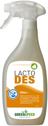 Desinfecterende spray Greenspeed Lacto Des