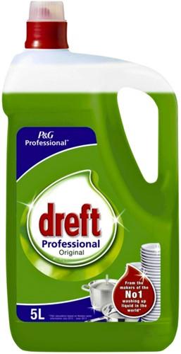 Afwasmiddel Dreft Professional 5liter