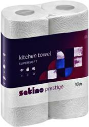 Keukenrol Satino 2-laags Prestige 2 rol