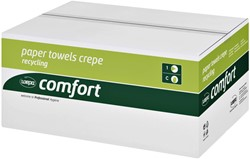 Handdoek Satino/Wepa Comfort CZ-vouw 25x33cm 1-laags 3600st