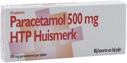 Pijnstiller tablet paracetamol