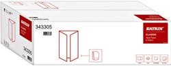 Handdoek Katrin C-Fold 343305 2laags 33x24cm 24x125st