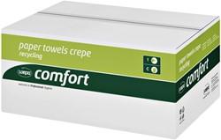 Handdoek Satino Comfort CZ-vouw 25x33cm 1-laags 3600st