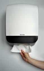 Dispenser Katrin 90168 vouwhanddoekken Maxi wit