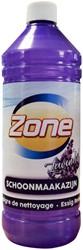 Schoonmaakazijn Zone 1liter lavendel