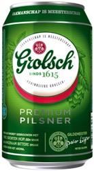 Bier Grolsch blikje 0.33l