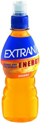 Energy drank Extran Orange fles 0.33l