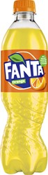 Frisdrank Fanta Orange petfles 0.50l