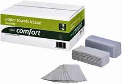 Handdoek Satino/Wepa Comfort CZ-vouw 25x33cm 2-laags 3072st