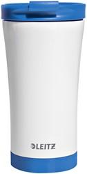 Koffiebeker thermo Leitz WOW blauw