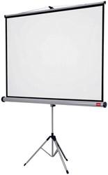 Projectiescherm Nobo statiefscherm 150x100cm