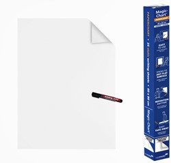 Magic-Chart Legamaster Paperchart folie 60x80cm wit