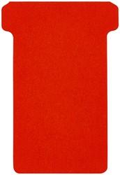 Planbord T-kaart Jalema formaat 2 48mm rood