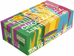 Chocolade Tony's Chocolonely reep 180gr assorti
