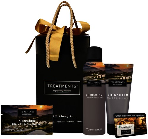 Cadeautas Treatments Shinshiro