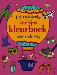 Kleurboek Deltas Reuzeleuk voor onderweg meisjes