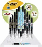 Vulpen BIC X Decor display à 22 stuks assorti