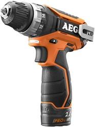 AEG BS 12 C2 Li / 2 (2,0 Ah)