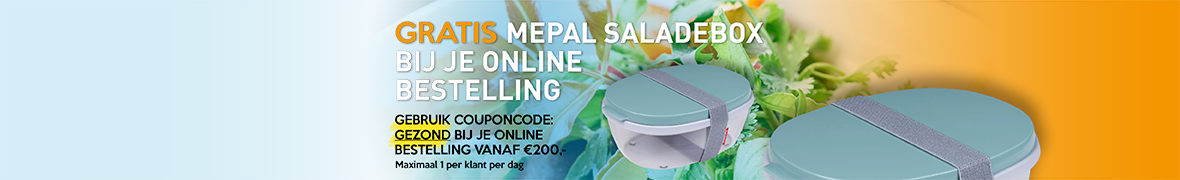 Couponcode GEZOND