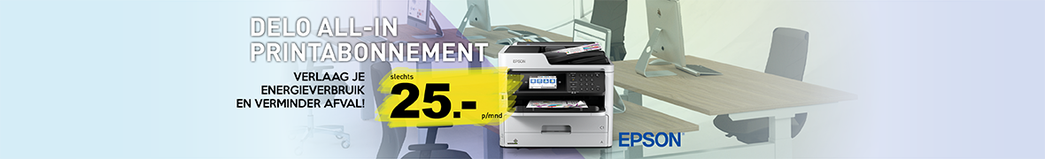 DELO ALL-IN PRINTABONNEMENT