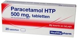 Paracetamoltabletten HTP *20*