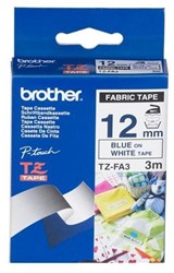 Brother Tze-FA3 Tape Bl/Wt *1*