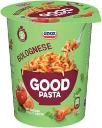 Unox Good Pasta spaghetti bolognese cup