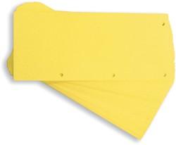 Scheidingsstrook Elba Duo 240x105mm geel