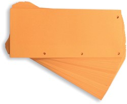 Scheidingsstrook Elba duo 240x105mm oranje