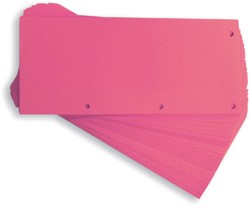Scheidingsstrook Elba duo 240x105mm roze