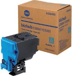 Tonercartridge Konica Minolta A5X0450 TNP-48C blauw