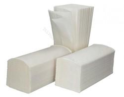 Handdoekvulling Budget Z-vouw 1L voor H3 23x22cm 5000st.
