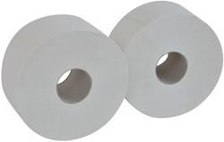 Toiletpapier Cleaninq Mini Jumbo 2laags 170m 12rollen