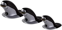 Ergonomische Muis Fellowes Penguin draadloos medium-2