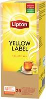 Thee Lipton Yellow label 25stuks-2
