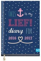 LIEF! agenda 2016-2017