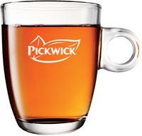 Thee Pickwick Fair Trade groen lemon 25 zakjes van 1.5gr-2