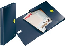Documentenbox Leitz recycle  4623 donkerblauw